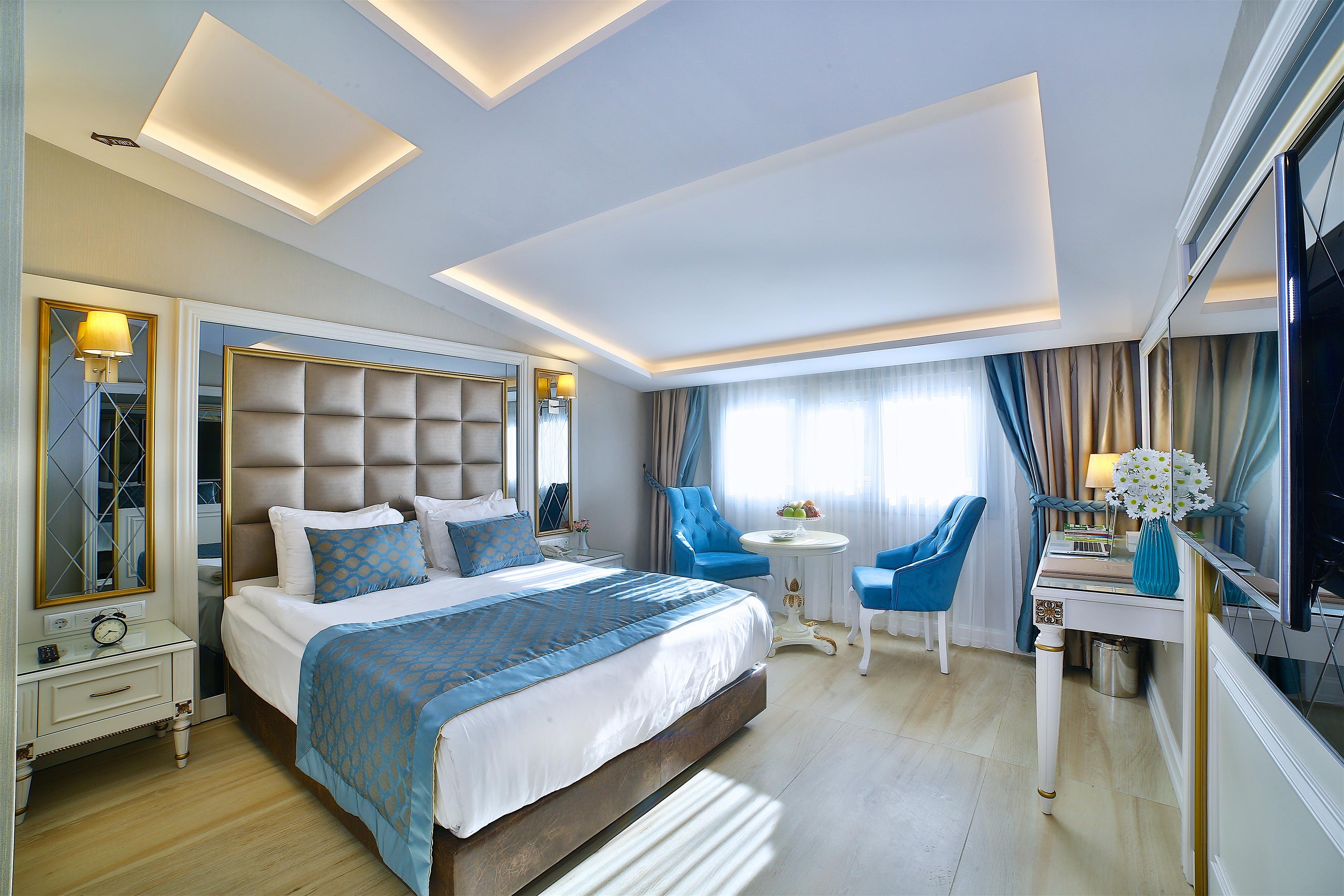 Büke Hotel - Connection Room