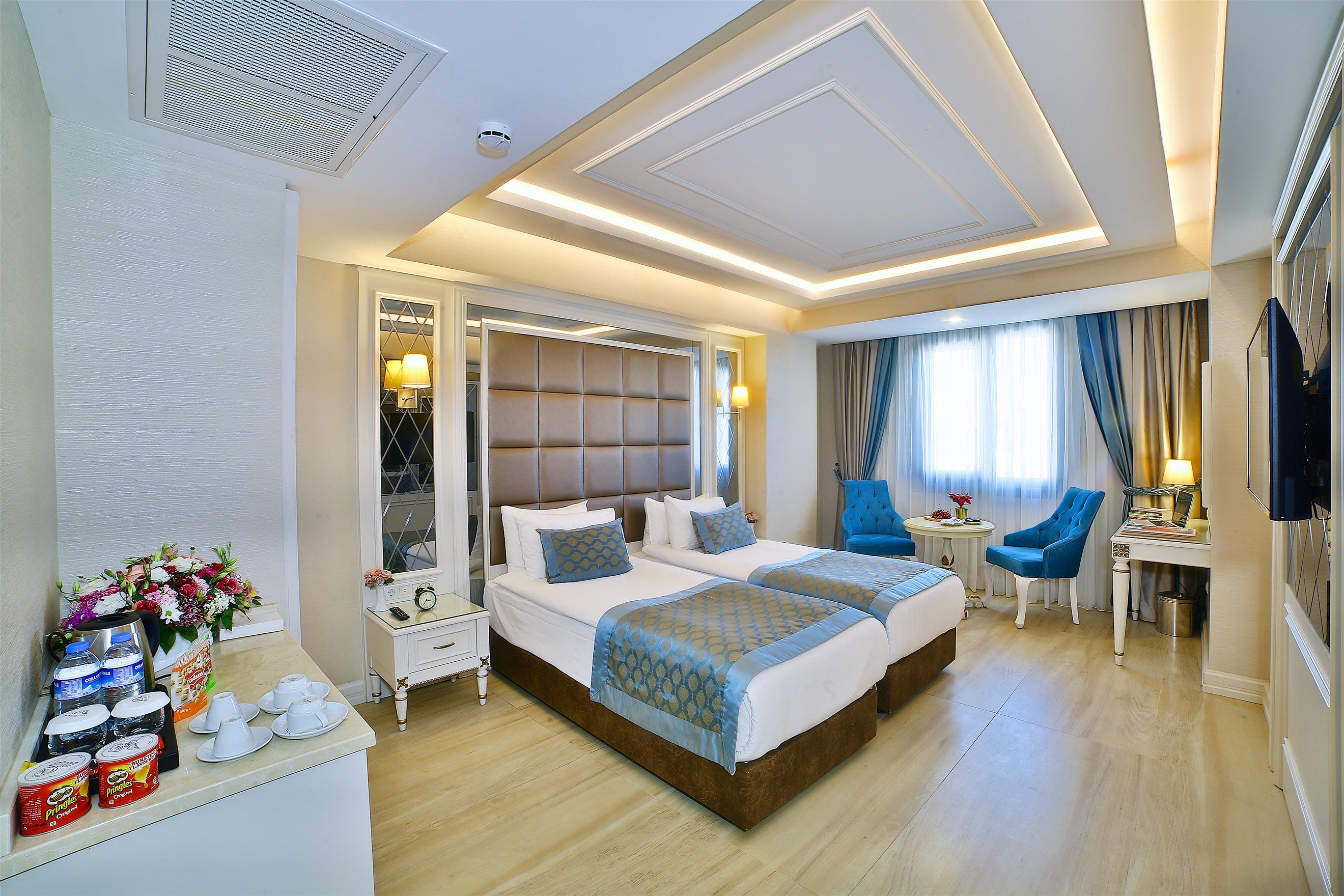 Buke Hotel - Deluxe Twin Room