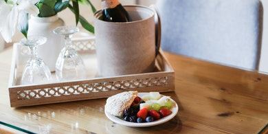 Buke Hotel - Offers - Champagne&Toast