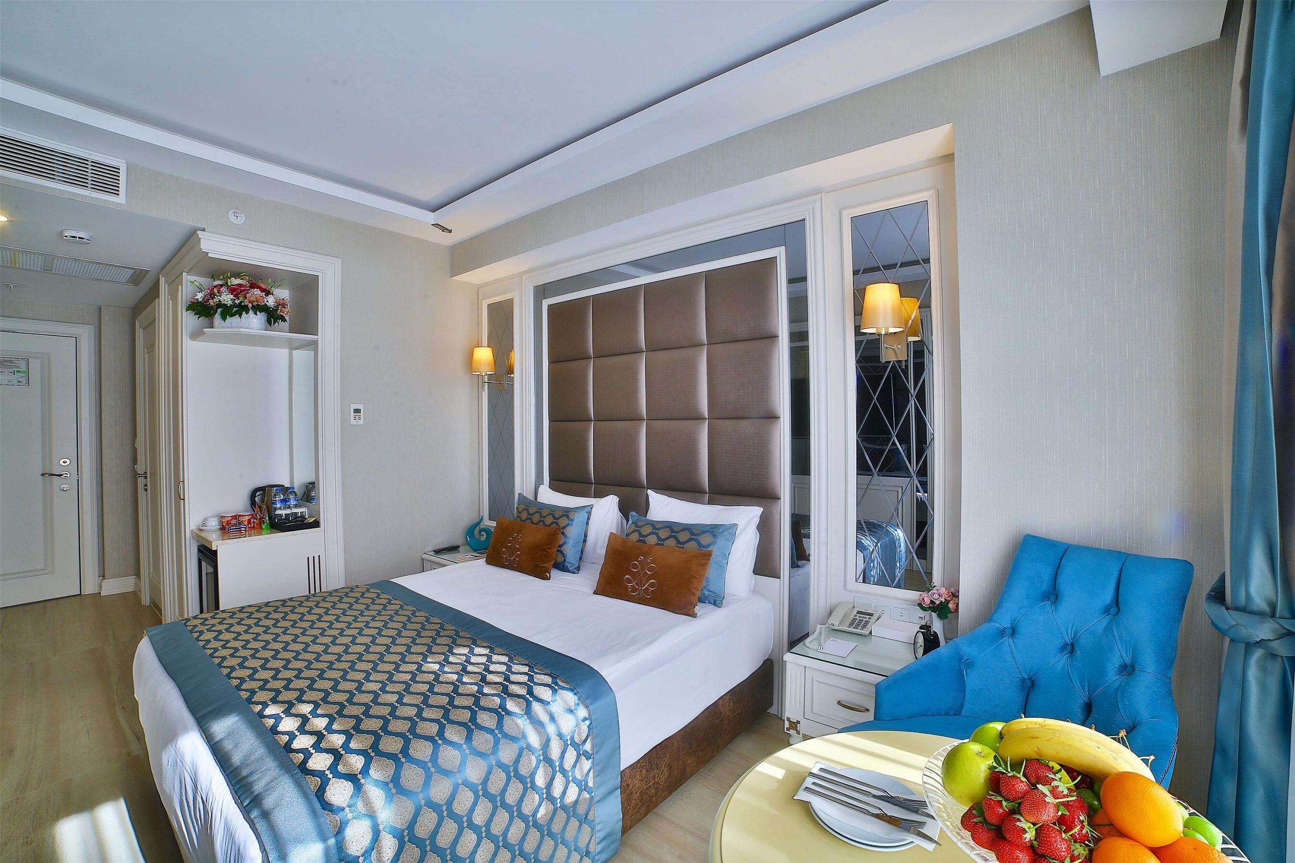 Buke Hotel - Deluxe Double Room