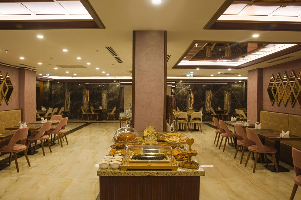 Buke Hotel - Dragon Restaurant