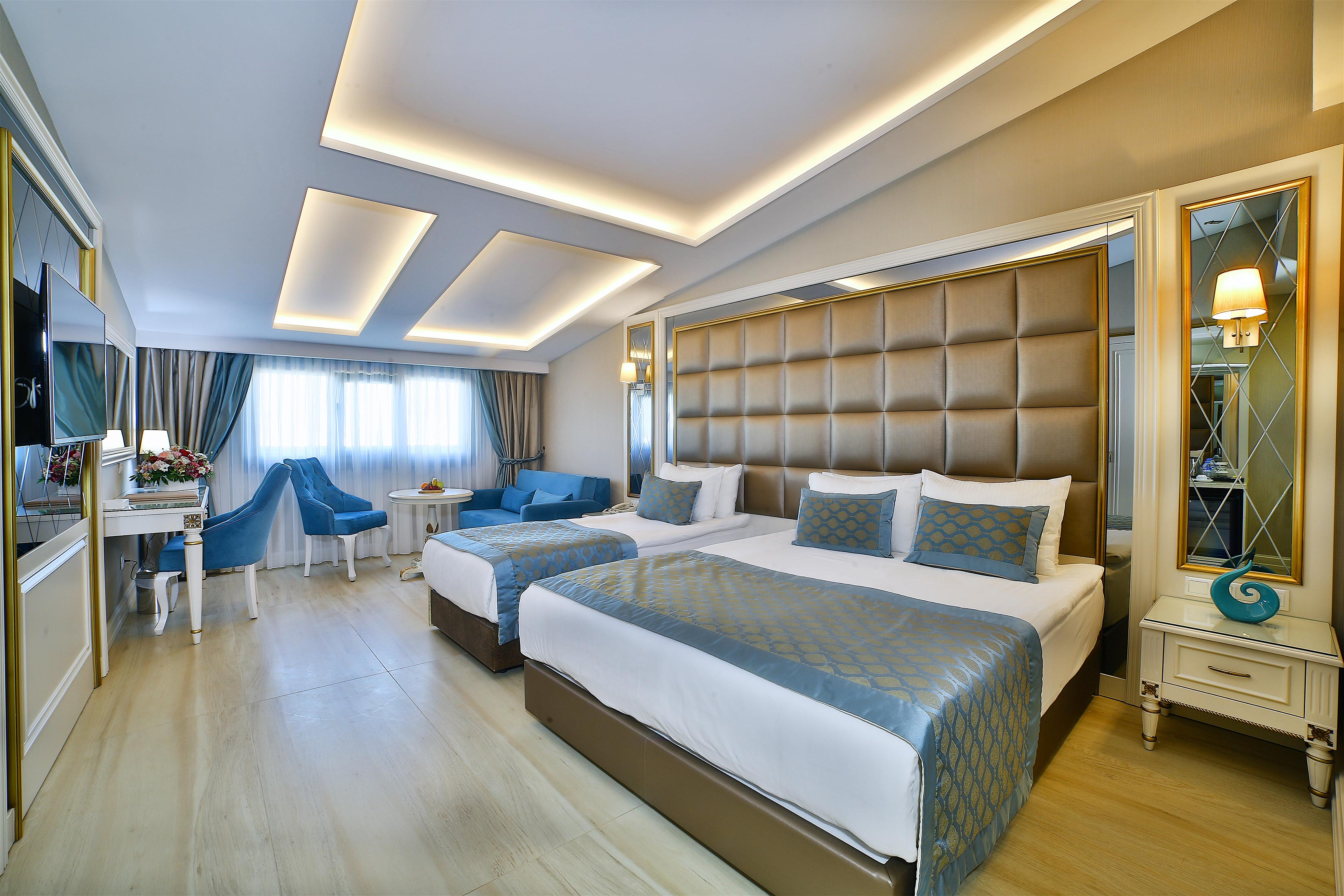 Buke Hotel - Superior Family Room