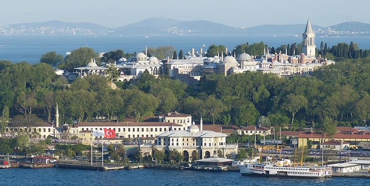 Buke Hotel - Slice of the City - Topkapı Palace